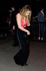 Ashley Benson At Met Gala After-Party in NYC