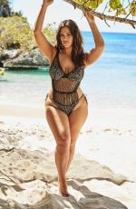 "Ashley Graham In the new Swimsuits ""All summer collection 2019"""