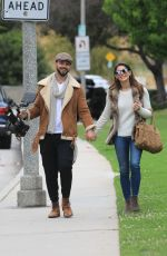Ashley Greene At the park in Beverly Hills