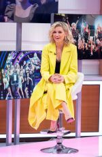 Ashley Roberts At Good Morning Britain TV show in London