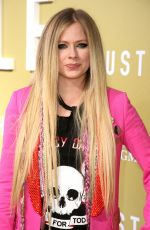 Avril Lavigne At Premiere of MGM