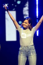 Bailee Madison At WE Day in Chicago