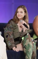 Barbara Palvin At Sports Illustrated Swimsuit On Location at Ice Palace in Miami
