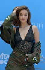 Barbara Palvin At Sports Illustrated swimsuit release party in Miami