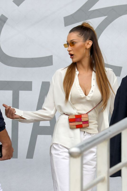 Bella Hadid At the F1 Grand Prix of Monaco