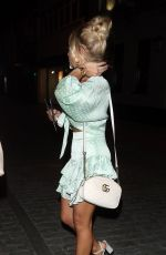 Billie Faiers At Suger Hut Nightclub in Essex