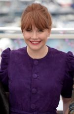 """Bryce Dallas Howard At """"Rocketman"""" photocall at the 72nd Annual Cannes Film Festival"""