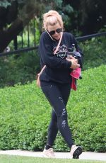 Busy Philipps Out after her Monday morning workout in Los Angeles