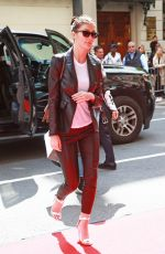 Camila Morrone Arriving at The Mark Hotel in NYC