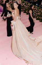 Camila Morrone At 2019 Met Gala in NYC