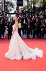 Camila Morrone At Once Upon A Time In Hollywood Screening in Cannes