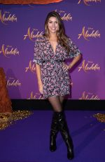 Candice Pascal At Aladdin Premiere at Le Grand Rex in Paris