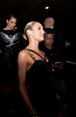 Candice Swanepoel At Gucci After Party at Met Gala in New York