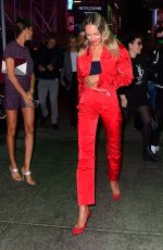 Candice Swanepoel At Harry Josh's Pre-Met Ball Dance Party in NYC