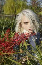 Cara Delevingne - Burberry Her Fragrance Campaign - May 2019