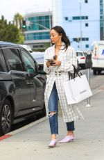 Cara Santana Out in Beverly Hills