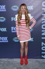 Cat Deeley At Fox Upfront Presentation in NYC