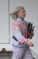 Cate Blanchett Stepped off the set of upcoming TV mini series