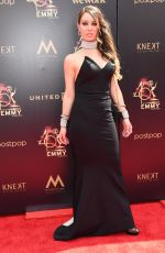 Celeste Fianna At 46th Annual Daytime Emmy Awards, Pasadena Civic Auditorium, Los Angeles