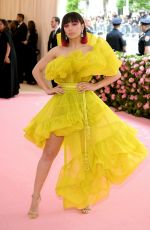 Charli XCX At 2019 Met Gala in NYC