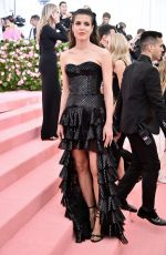 Charlotte Casiraghi At The 2019 Met Gala Celebrating Camp Notes on Fashion in NYC