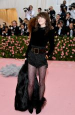 Charlotte Gainsbourg At 2019 Met Gala in New York City