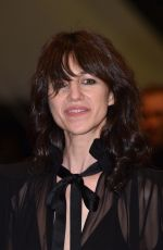 Charlotte Gainsbourg At Screening of