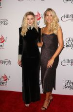 Chloe Lukasiak At Hilary Roberts birthday celebration and the Red Songbird Foundation launch party in Beverly Hills