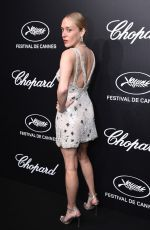 Chloe Sevigny At Official Trophee Chopard Dinner - 72nd Cannes Film Festival