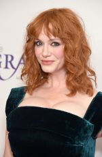 Christina Hendricks At 44th Annual Gracie Awards in Beverly Hills