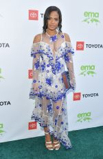 Christina Milian At 29th Annual Environmental Media Awards in Beverly Hills