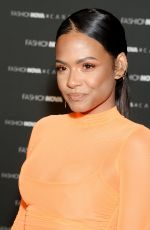 Christina Milian At Fashion Nova x Cardi B. Collection Launch Event in Hollywood