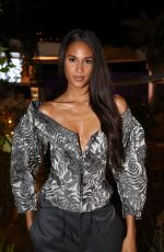 Cindy Bruna At Conscious Creative Dinner in Cannes