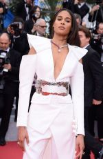 Cindy Bruna At La Belle Epoque Screening at 72nd Annual Cannes Film Festival