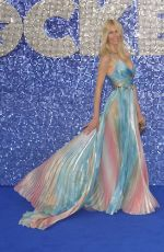Claudia Schiffer At Rocketman Premiere at Odeon Leicester Square in London