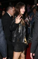 Dakota Johnson Heading to Met Gala After-Party in New York City