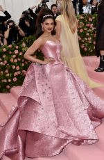 Deepika Padukone Attending The 2019 Met Gala Celebrating Camp: Notes on Fashion
