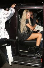 Delilah Belle Hamlin At Night out with the girls in Hollywood