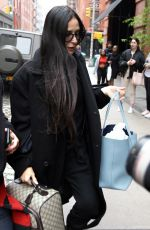 Demi Moore Out in New York