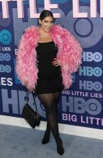 Denise Bidot Attends HBO Big Little Lies Season 2 Premiere at Jazz at Lincoln Center in New York
