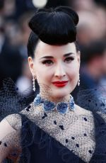 Dita Von Teese At Screening of