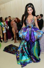 Dua Lipa At The 2019 Met Gala Celebrating Camp: Notes on Fashion in New York