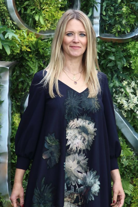 Edith Bowman At the Global TV Premiere of Amazon Original Good Omens at Odeon Luxe Leicester Square, London