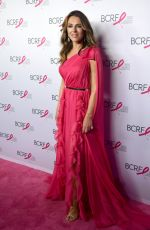 Elizabeth Hurley At Breast Cancer Research Foundation Hosts Hot Pink Party in New York City