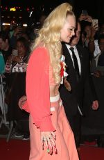 Elle Fanning Arriving back at The Mark Hotel after a night out at the 2019 Met Gala in NYC