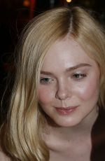 Elle Fanning At Chanel Party during 72nd Annual Cannes Film Festival