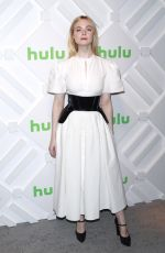 Elle Fanning At hulu