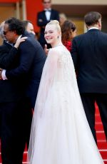 Elle Fanning At The 72nd Annual Cannes Film Festival Closing Ceremony