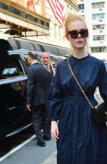 Elle Fanning In NYC