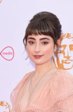 Ellise Chappell At British Academy Television Awards at Royal Festival Hall, London